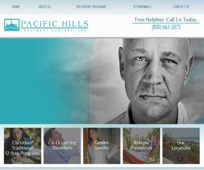 Pacific Hills Treatment Centers, INC.