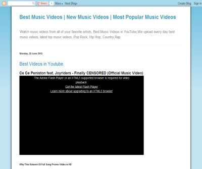 Best Music Videos | New Music Videos | Most Popular Music Videos