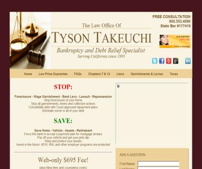 Law Offices of Tyson Takeuchi