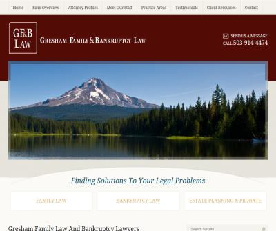 Gresham Family & Bankruptcy Law