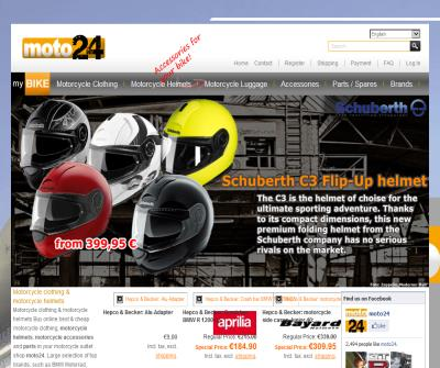 Motorcycle clothing, helmets , parts & accessories Shop Moto24