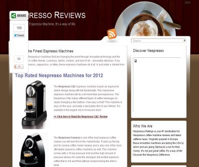 Nespresso Reviews