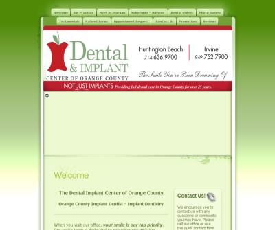 cosmetic dentistry Orange County