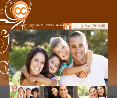 OC Smile Santa Ana dentist dental implants