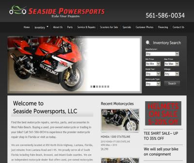 Seaside Powersports LLC