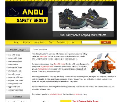 safety shoes manufacturer, safety boots