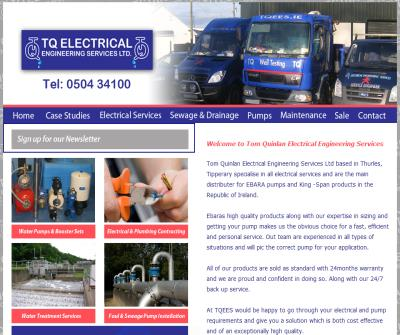 Tom Quinlan Electrical Engineering Services Ltd