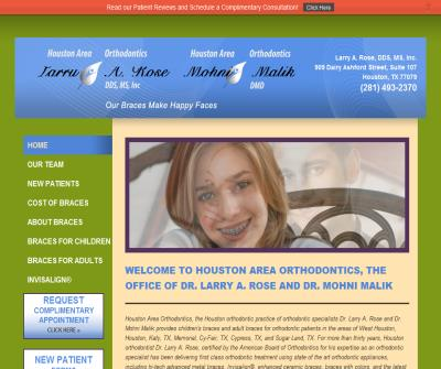 Dr. Larry Rose, Orthodontist