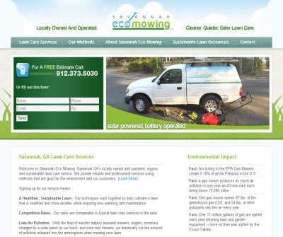 Savannah Eco Mowing LLC