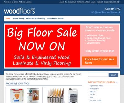 Hardwood flooring company in London
