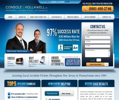 Console and Hollawell - Personal Injury Lawyers