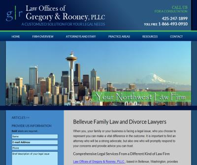 Law Offices of Gregory & Rooney, PLLC
