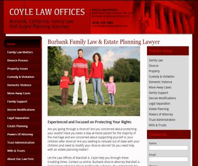 Law Offices of Marshall A. Coyle