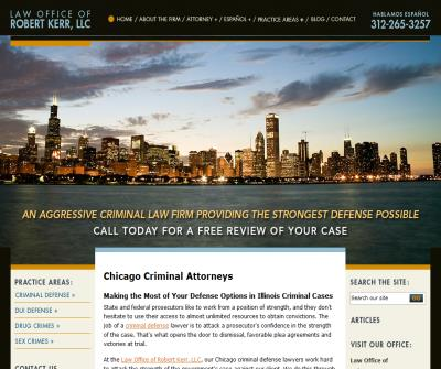 Chicago DUI Defense Lawyer