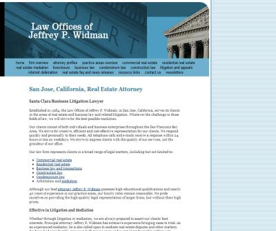 San Jose California Lawyer
