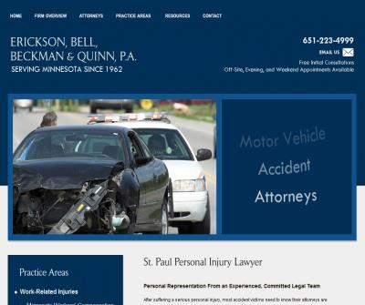 Accident Lawyer Minneapolis