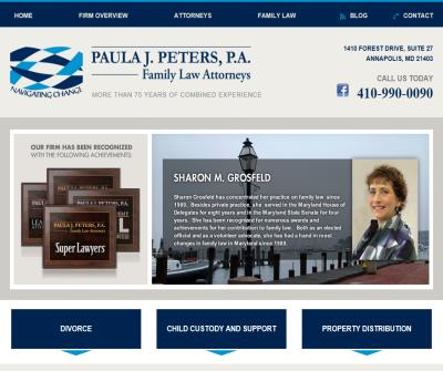 Law Offices of Paula J. Peters, P.A.