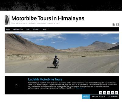 complete guide for motorbike tours in himalayas