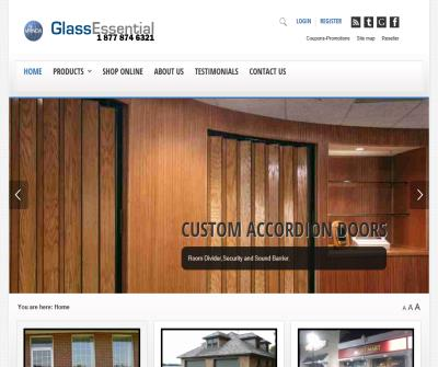 GlassEssential.com- Window Films and Security Products