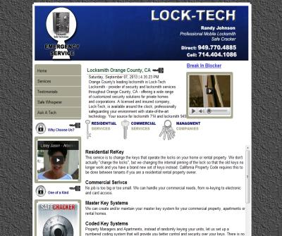 Locksmith Orange County, CA