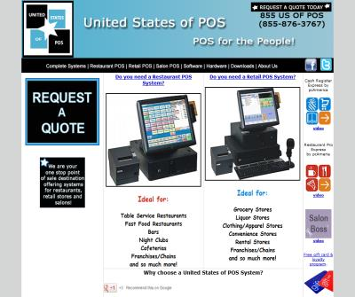 Retail, Restaurant & Salon POS Systems