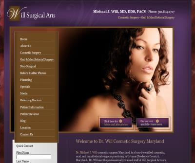 Will Surgical Arts