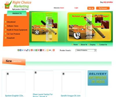 Health,finess,education,home hold,car care products in india