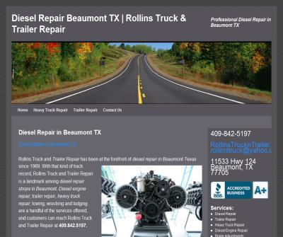Rollins Truck and Trailer Repair