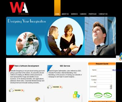 Website Design Develop & Software Solution