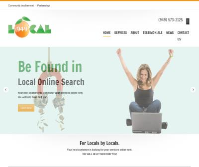Local Internet Marketing for south OC businesses