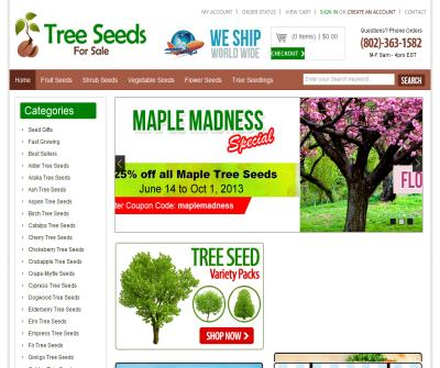 Tree Seeds for Sale