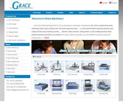 cnc machinery supplier