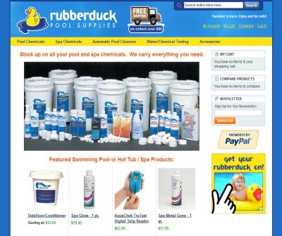 Rubberduck Swimming Pool Supplies