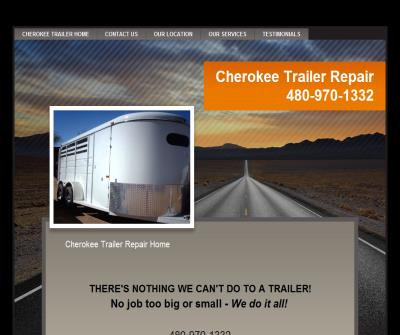 complete trailer maintenance and repair center