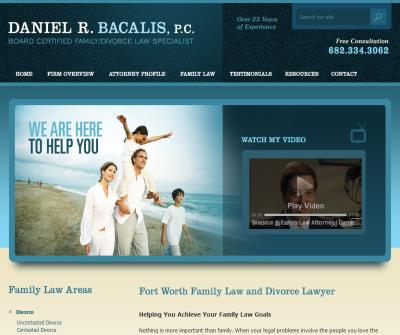 Daniel R. Bacalis, P.C., Attorney at Law