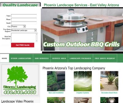 Top Landscape Company Phoenix Arizona - Landscaping Packages.