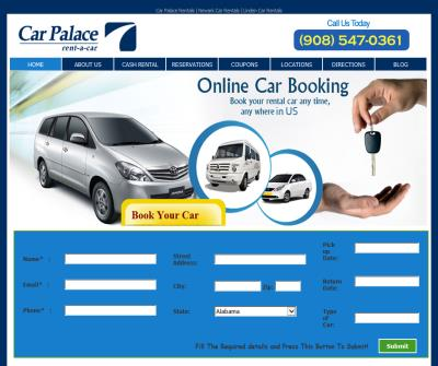Car Palace NJ Rental Service