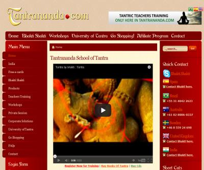 know more about tantra at  goa in tantrananda school