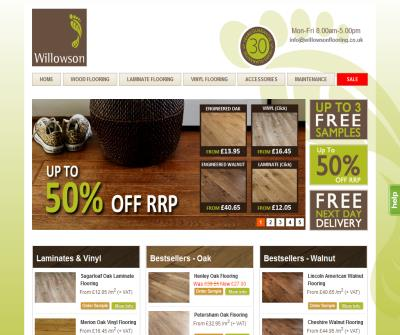 Willowson Wood Floors