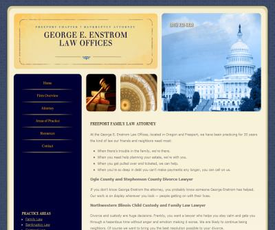 George E. Enstrom Law Offices