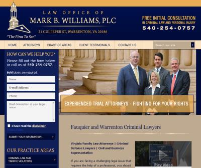 Law Offices of Mark B. William