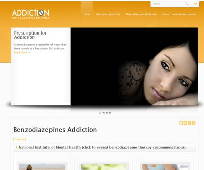 Benzo Addiction - Prescription for Addiction