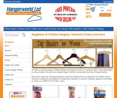 Hangerworld - Quality Clothes Hangers