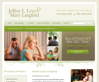 Jeffrey L. Levy & Mary Langford