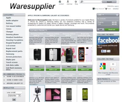 Waresupplier Mobile Phone Accessories
