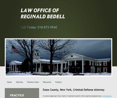 Law Office of Reginald Bedell
