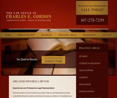 The Law Office of Charles E. Gordon