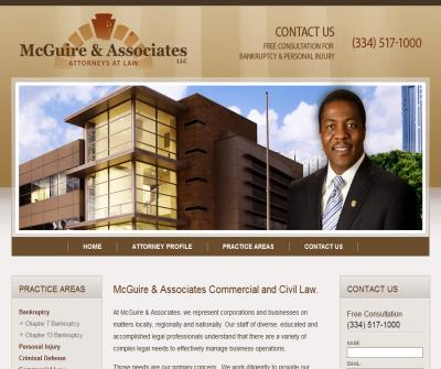 McGuire & Associates LLC Attorneys at Law
