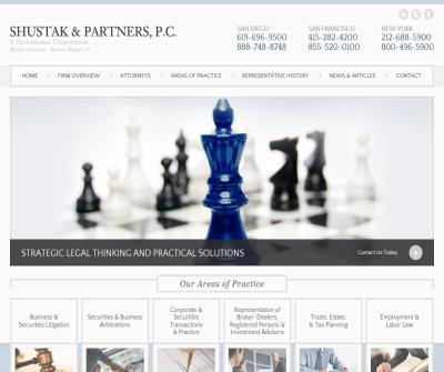 Shustak Frost & Partners, A Professional Corporation