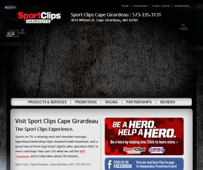 Sport Clips Haircuts of Cape Girardeau